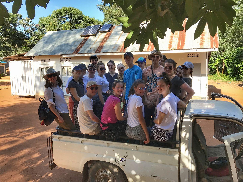 Duncanrig Secondary trip 2017