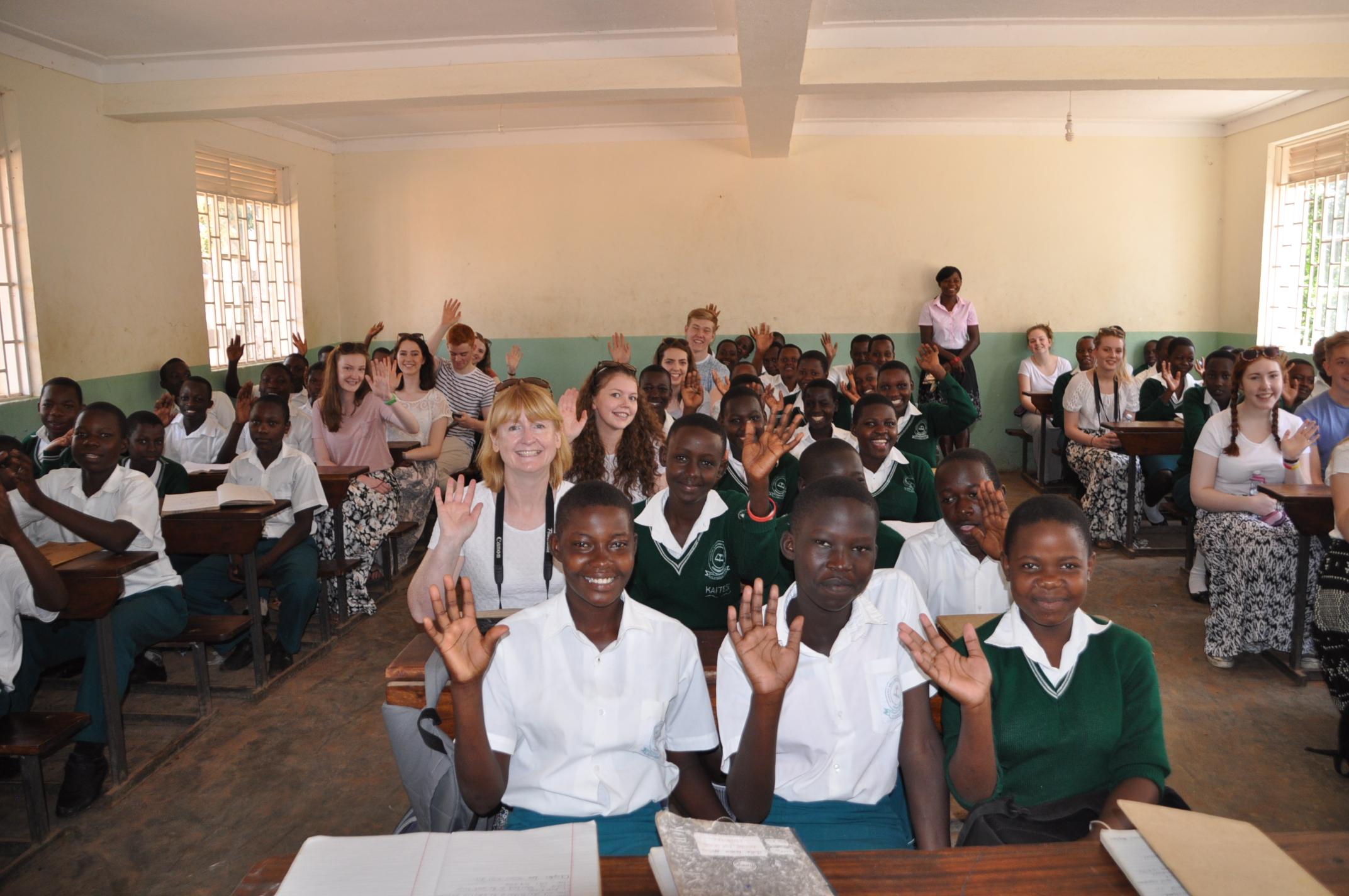 Senior secondary pupils