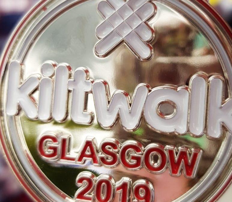 Kiltwalk 2019