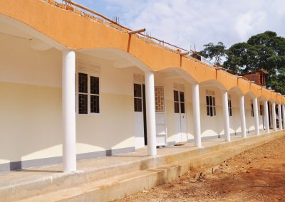 Boys Senior Dormitory - after painting