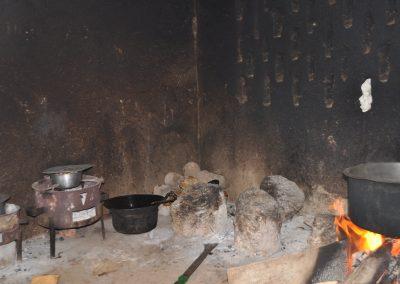 Cook House - interior