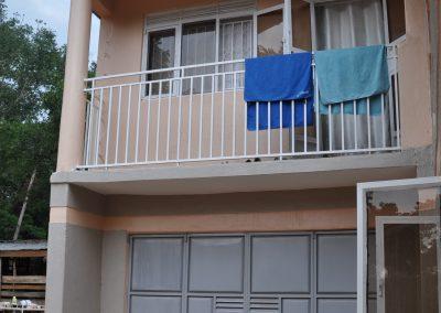 Extension above garage