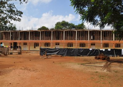 Girls Senior Dormitory - Exterior