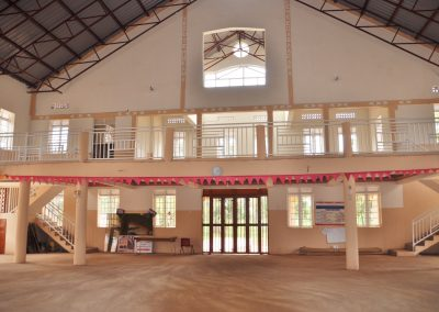 New Church- Internal