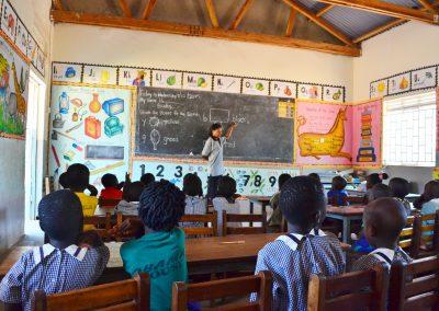 Class Teaching
