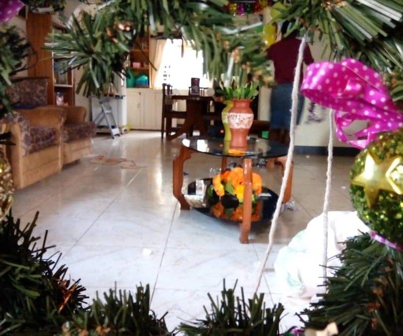 Christmas at Luwero
